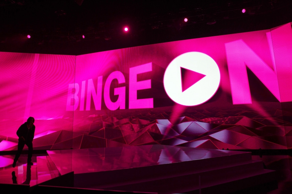 t-mobile, eff, streaming, throttling, john legere, binge on