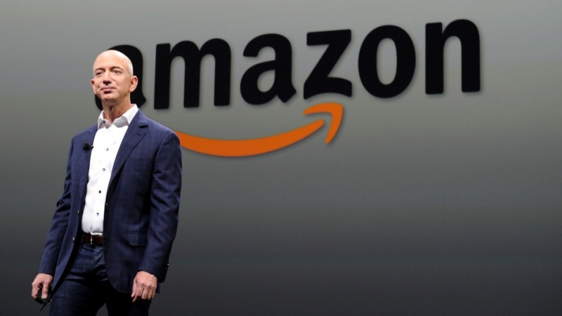 amazon, wall street, aws, profits, shares, financial report, q4 report