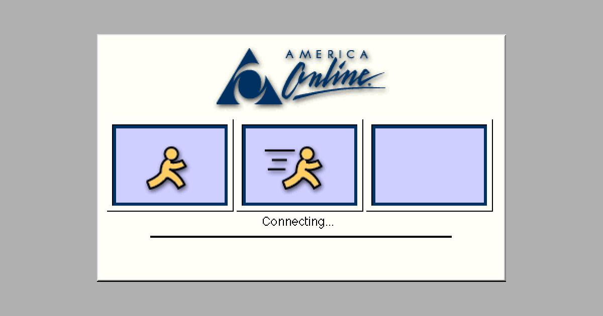 internet, web, wof, aol, online