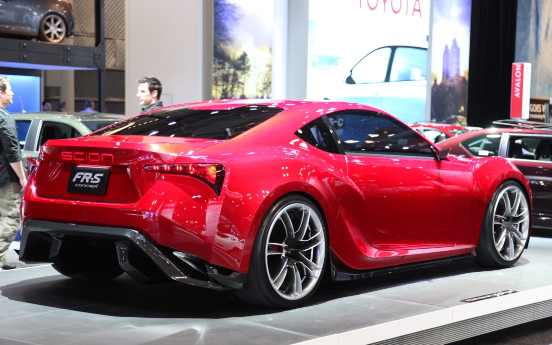 Scion gets the axe, existing models will be rebranded as ...