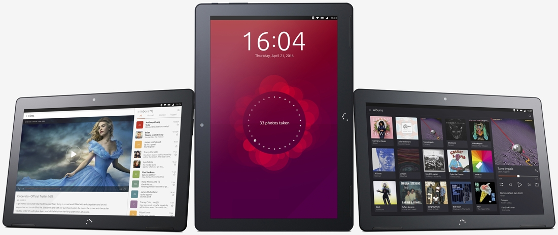 canonical, linux, tablet, slate, pc