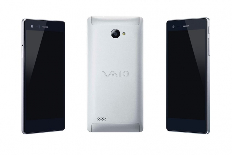 Viao launches its first Windows 10 smartphone 'Vaio Phone Biz'