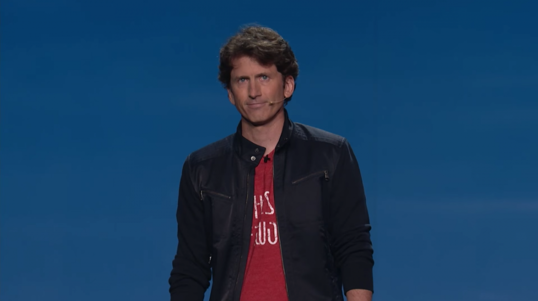 bethesda, gdc, twitch, todd howard, lifetime achievement award, gdc 2016