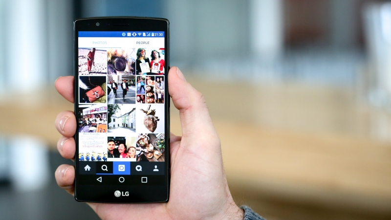 how to close instagram account in app
