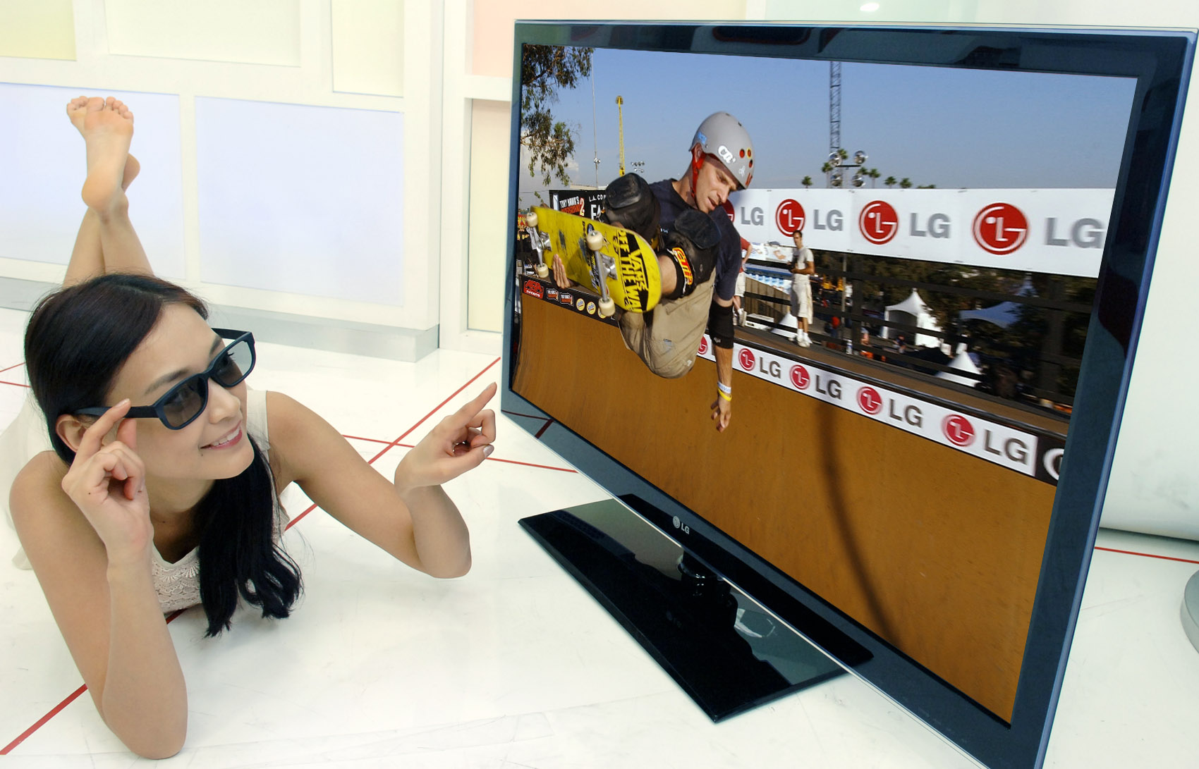 samsung, lg, 3d tv, 3d, death of 3d, 3d content