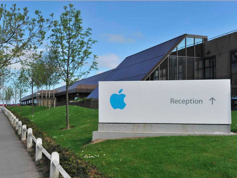 apple, ireland, hackers, cybercriminals, bribing, apple headquarters, money for logins