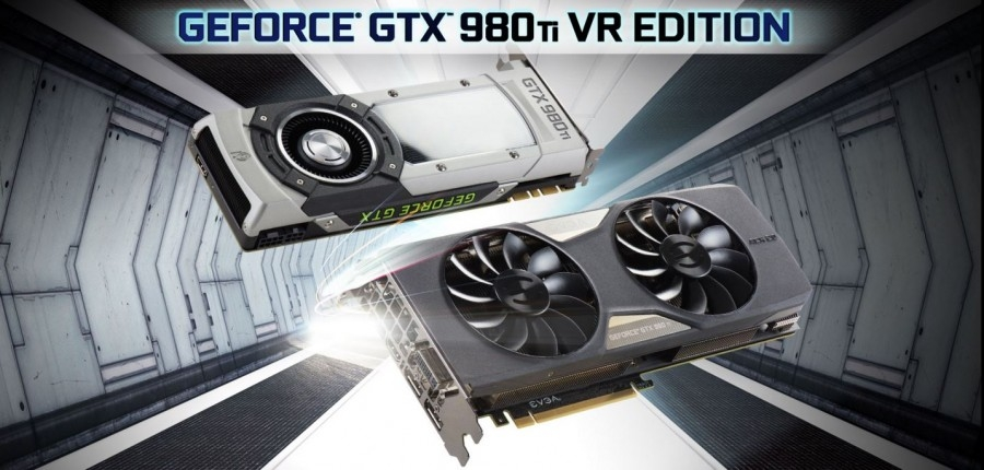 nvidia, geforce, gpu, evga, virtual reality, vr, graphics cards, gtx 980 ti