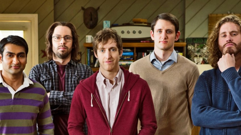 silicon valley, hbo, tv shows, tech tv shows, it crowd