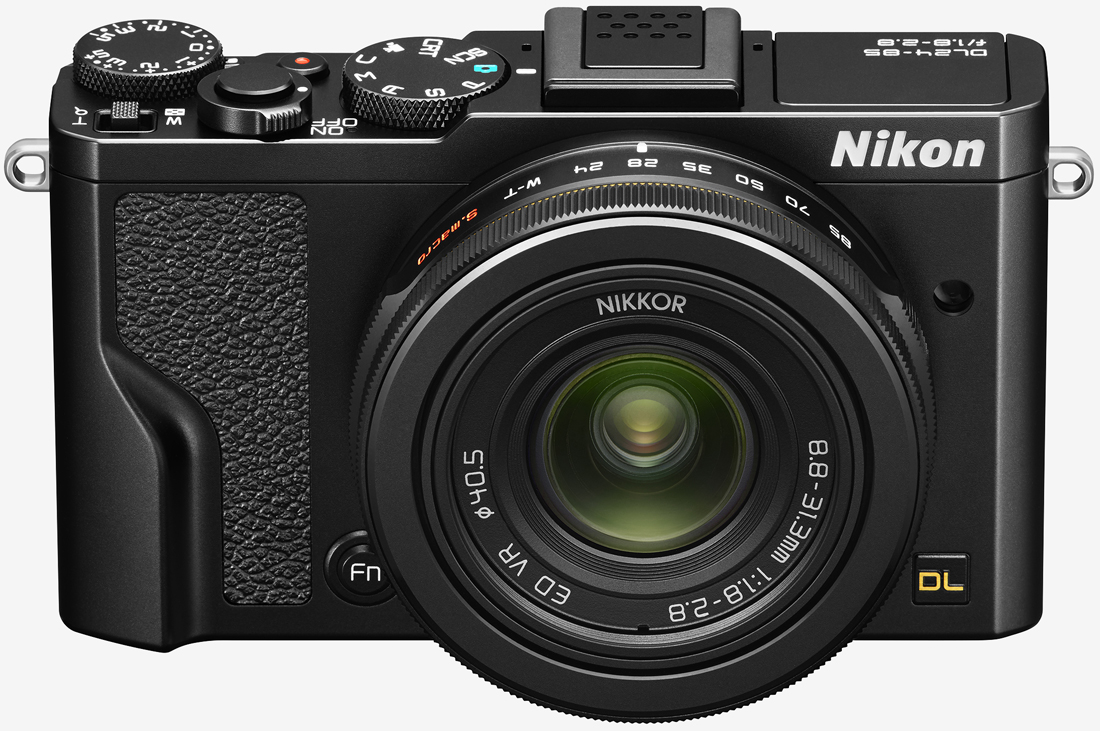 nikon, camera, photography, digital camera, point-and-shoot, compact camera, dl18-50, dl24-85, dl24-500