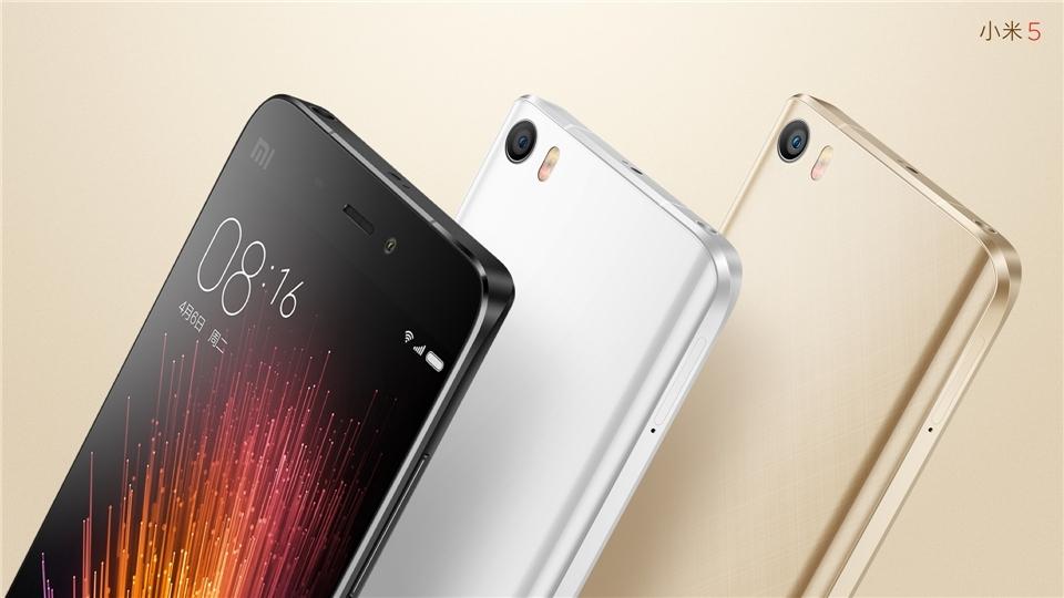 mwc, smartphone, xiaomi, mac 2016, mi5
