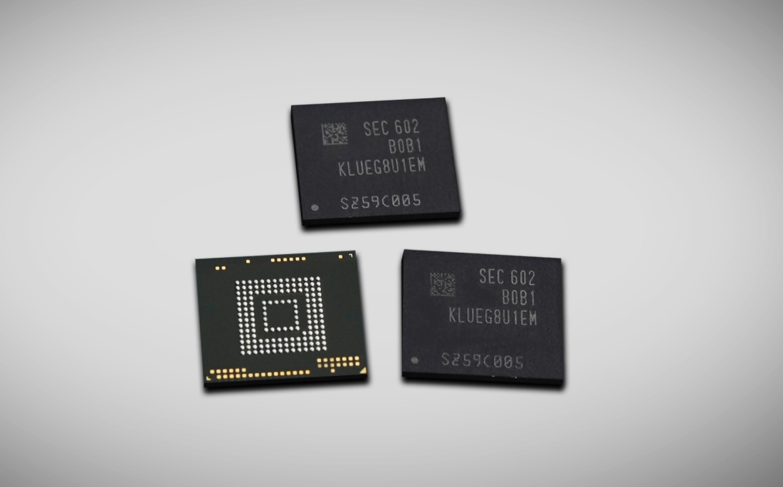 samsung, memory, flash storage, v-nand, smartphone memory, local storage, 256gb memory, universal flash storage, ufs 2.0
