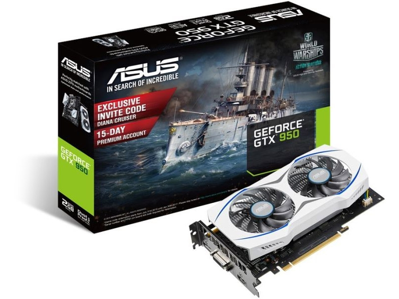 nvidia, geforce, asus, gpu, graphics cards, gtx 950