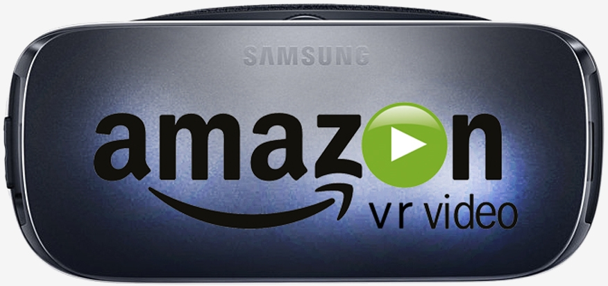 amazon, virtual reality, vr, 360-degree video, vr platform, vr video