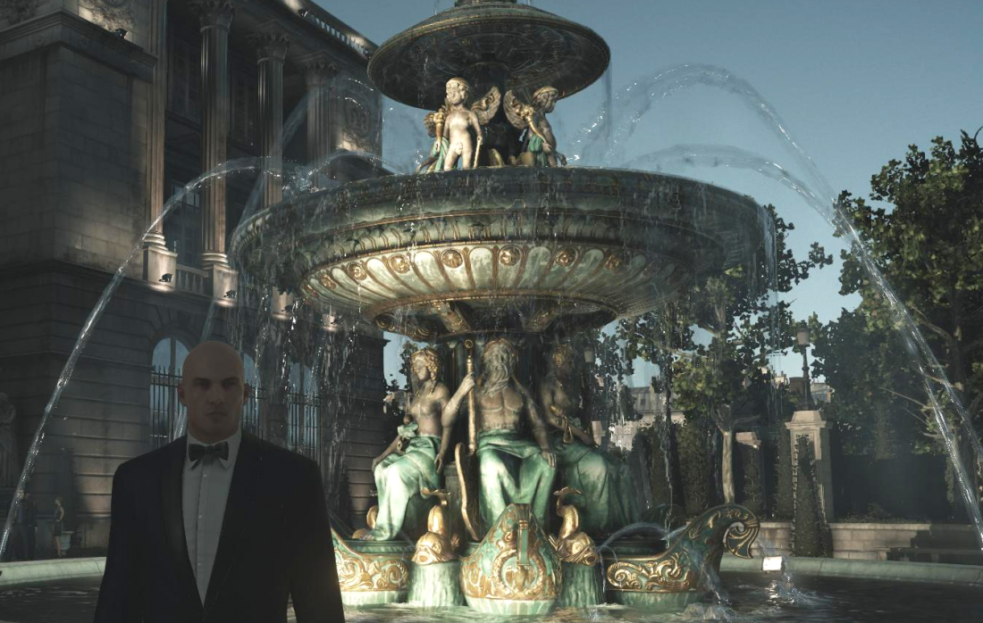 hitman, io interactive, episode one