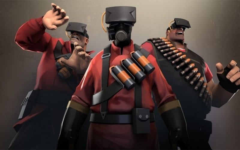 valve, steam, gdc, virtual reality, vr, oculus rift, htc vive, steamvr, desktop theatre mode