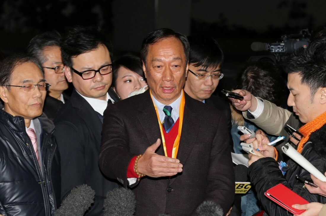 foxconn, japan, sharp, acquisition, merger, terry gou, takeover, kozo takahashi