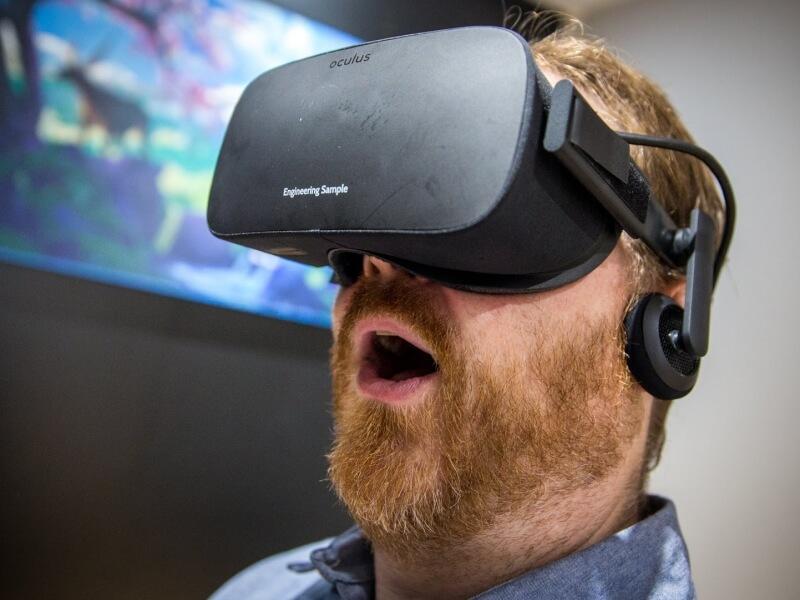 virtual reality, motion sickness, mayo clinic, galvanic vestibular stimulation, gvs