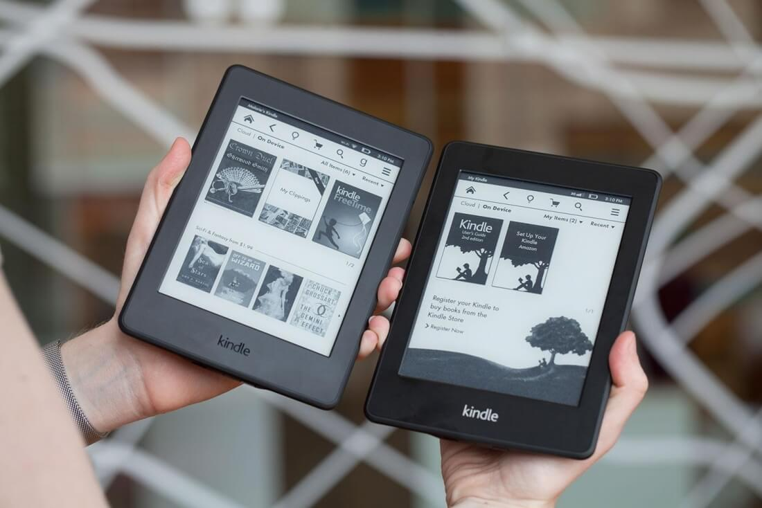 amazon, kindle, e-reader, jeff bezos, paperwhite