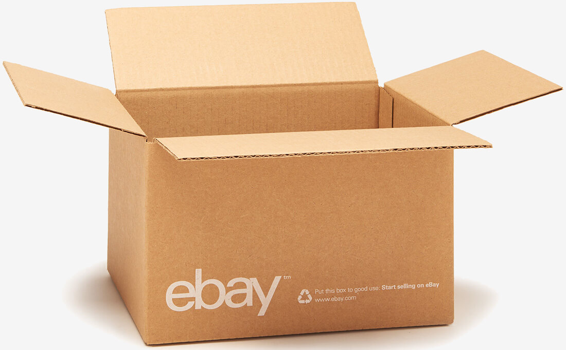 EBay Launches Shipping Supply Store Stocked With Branded