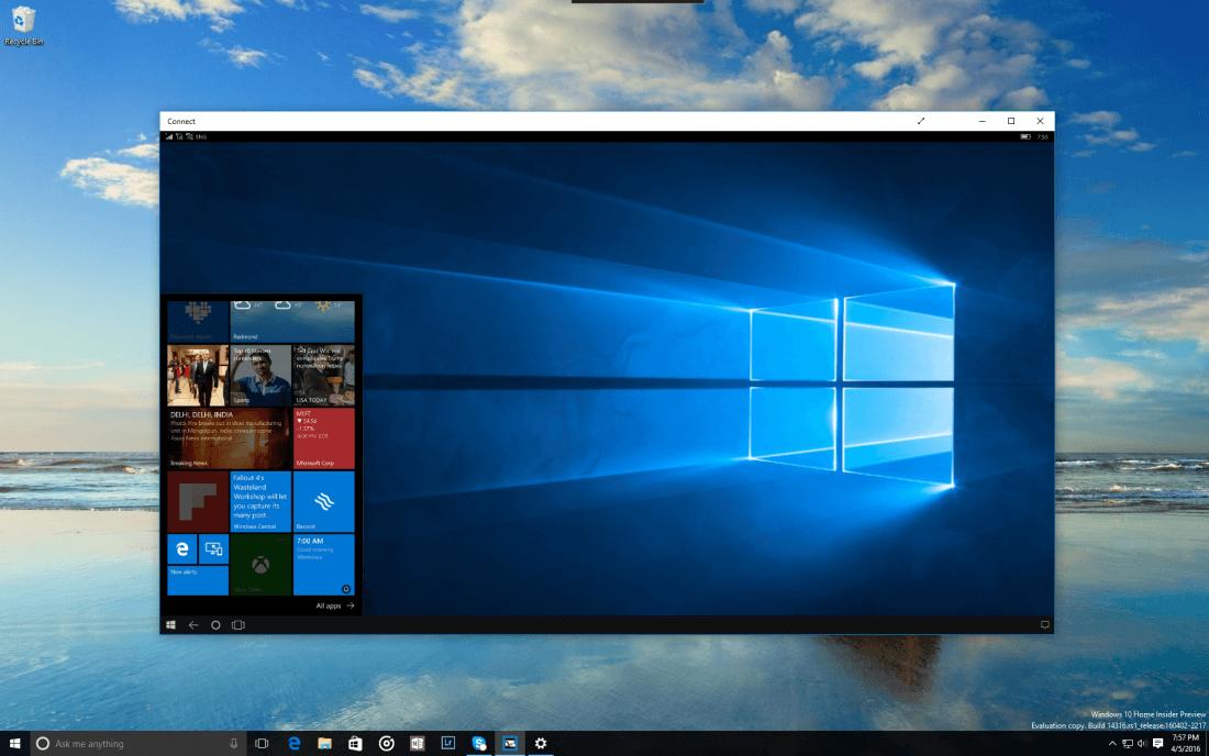 ubuntu, microsoft, windows, skype, edge, notifications, cortana, bash, windows 10