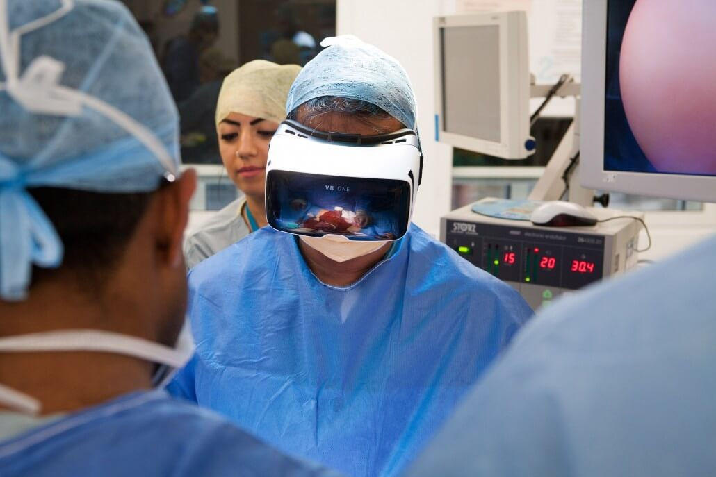 virtual reality, vr, medical, augmented reality, doctor, surgery, vr surgery, dr shafi ahmed, medical realities