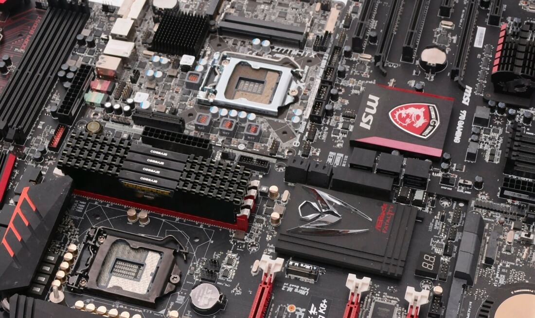 amd, intel, msi, asus, gigabyte, asrock, cpu, best of, enthusiast, motherboards, build a pc