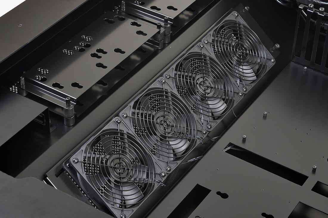 Lian Li Announces DK-04 Standing Computer Desk Enclosure