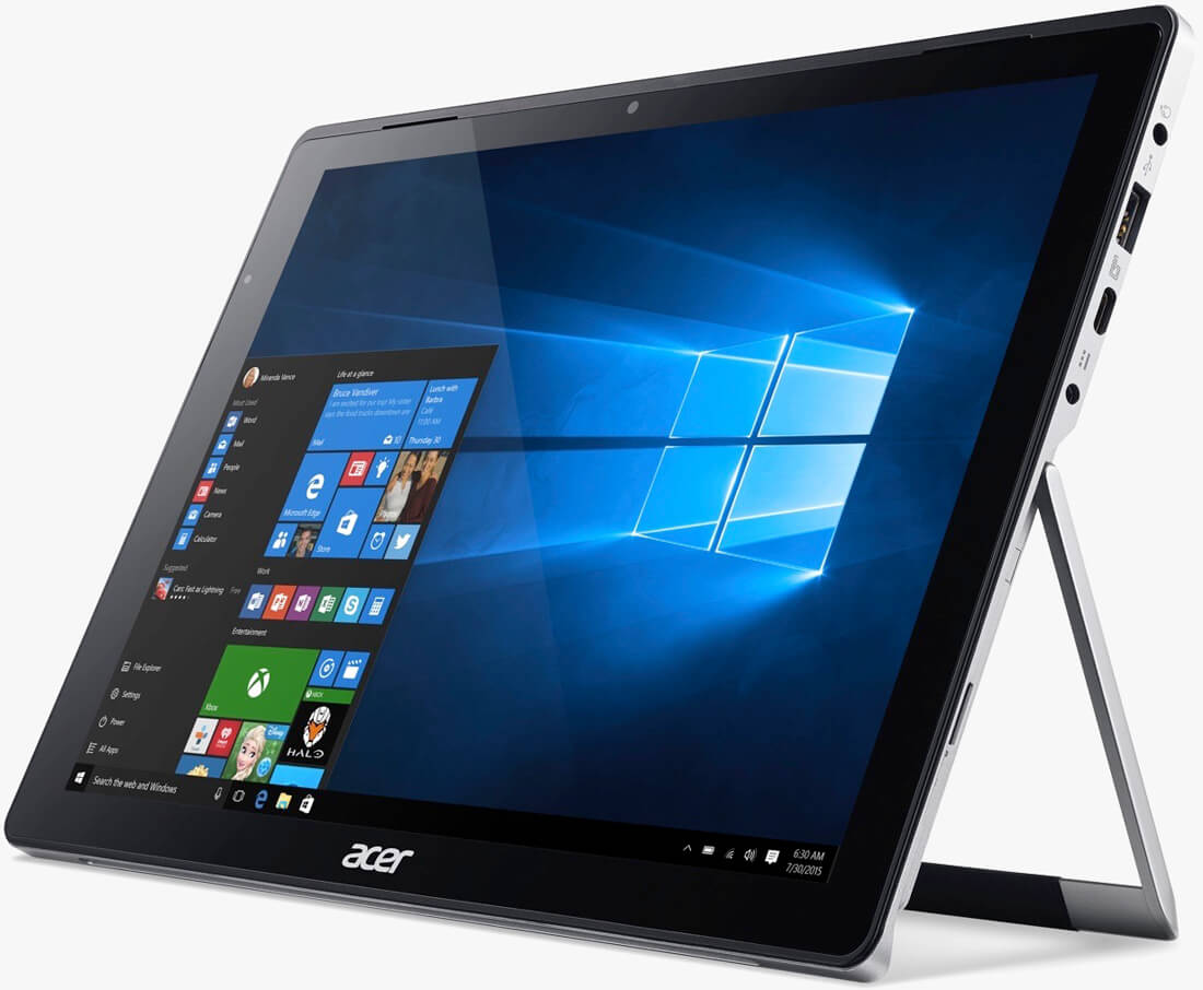 Acer Switch Alpha 12 Preview: The Liquid Cooled 2-in-1