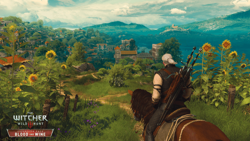 witcher, pc gaming, cd projekt red, gaming console, the witcher 3, blood and wine