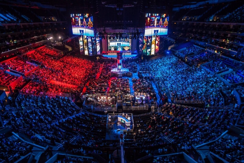 survey, esports, esports market, esports revenue