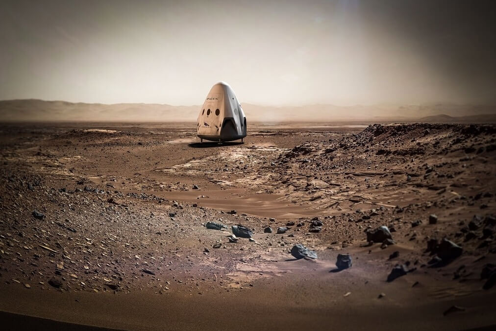 space, elon musk, mars colony, mars, spacex, earth, red planet