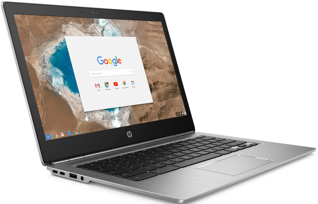 hp, chromebook, skylake, core m, usb type-c