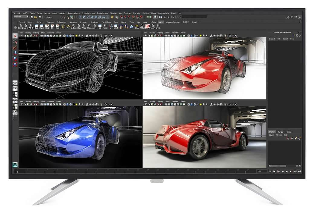 ips, display, monitor, philips, 4k