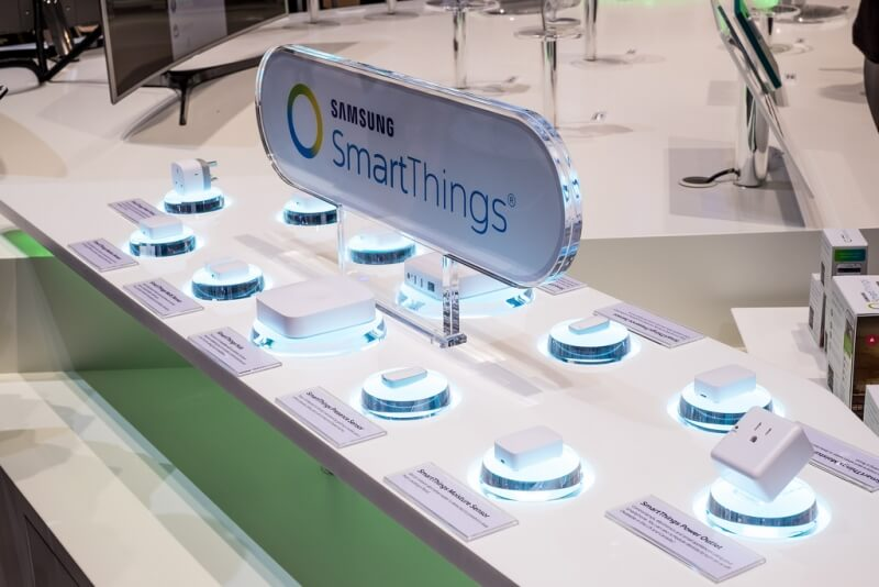 samsung, hacking, internet of things, smart home, iot, smartthings