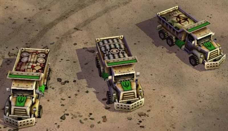 twitter, russia, command and conquer, russian embassy, command and conquer generals, screenshots in news, bomb truck