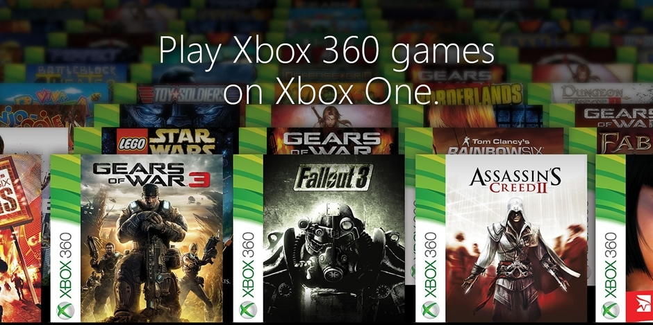 microsoft, xbox, gaming, mass effect 2, xbox 360, deus ex, major nelson, mass effect 3, xbox one, deus ex human revolution, backwards compatibility, backward compatible, backward compatibility, larry hryb, multi-disc, xbox 360 games, backwards compatible