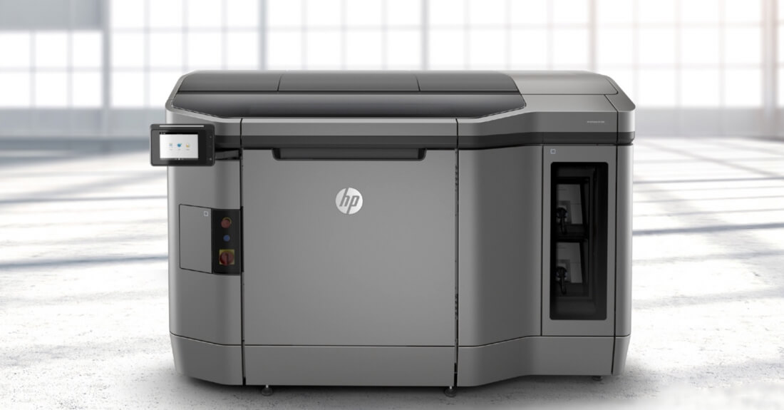 hp, commercial, 3d printer