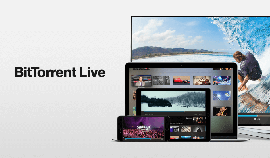 video, tv, live streaming, bit torrent bit torrent live