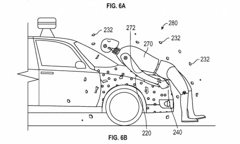 patent, autonomous cars, self-driving cars