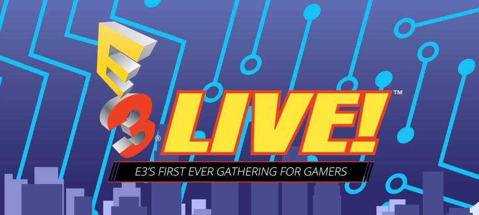 gaming, e3, trade show, e3 live, entertainment software association, esa