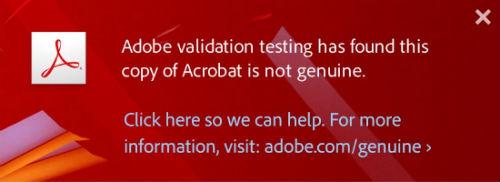 28+ How To Remove Adobe Genuine Software Verification Failure Windows  PNG