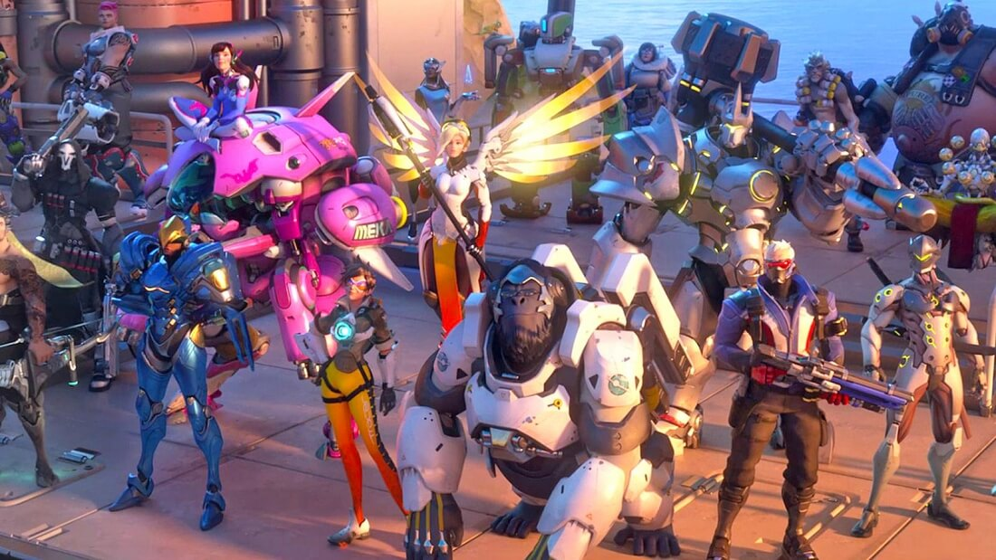 nvidia, geforce, blizzard, gpu, driver, graphics cards, overwatch