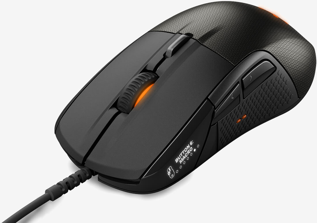 steelseries, oled, gaming, gaming mouse, modular, rival 700