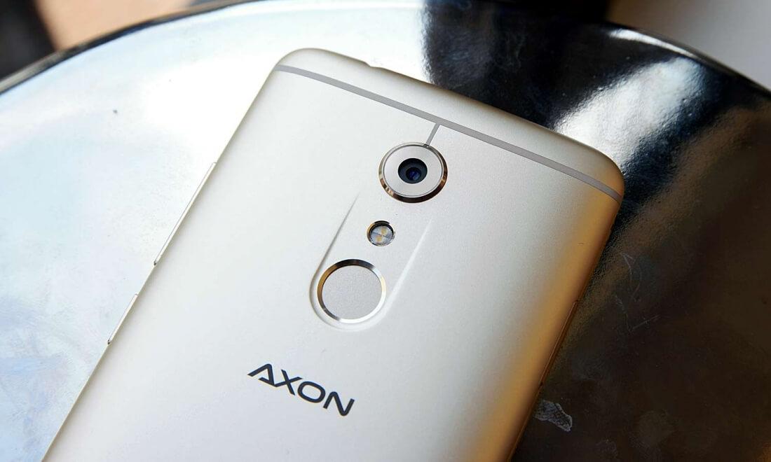 android, smartphone, zte, axon 7