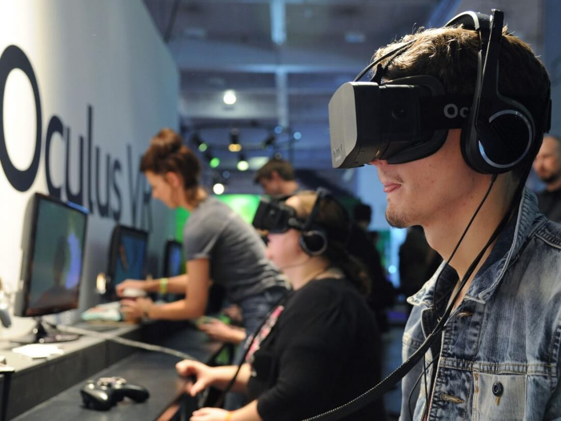 microsoft, e3, virtual reality, vr, oculus rift, virtual reality headset, xbox one, e3 2016