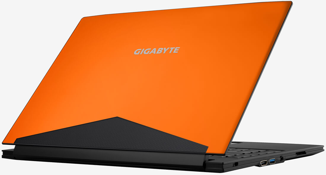 gigabyte, gaming, laptop, computex, gaming laptop, skylake, computex 2016