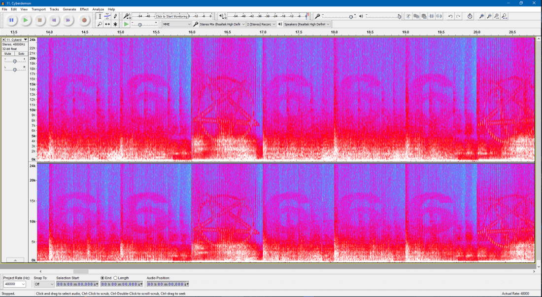 bethesda, doom, id software, easter egg, found, egg, satanic, spectrogram, cyberdemon