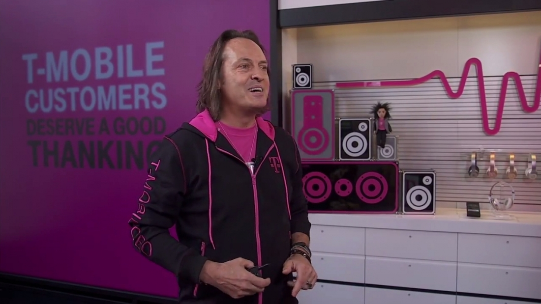 """T-Mobile announced its 11th """"un-carrier"""" move called #GetThanked, """"a set of initiatives dedicated exclusively to thanking T-Mobile customers."""" How to get the freebies By downloading the T-Mobile Tuesday app, you'll receive freebies on Tuesdays."""