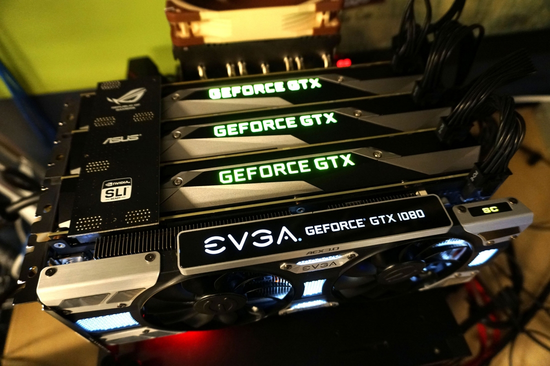 nvidia, sli, gpu, pc gaming, graphics cards, video cards, hardcore gamers