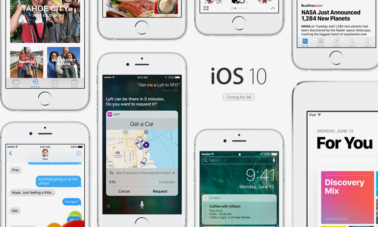 apple, iphone, wwdc, siri, emoji, messages, apple music, 3d touch, apple news, ios 10, wwdc 2016